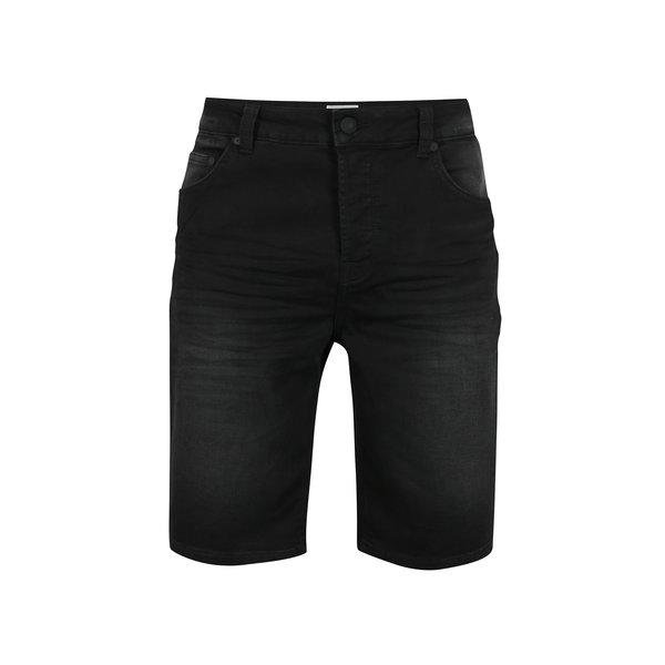Pantaloni scurti cu aspect decolorat ONLY & SONS Bull