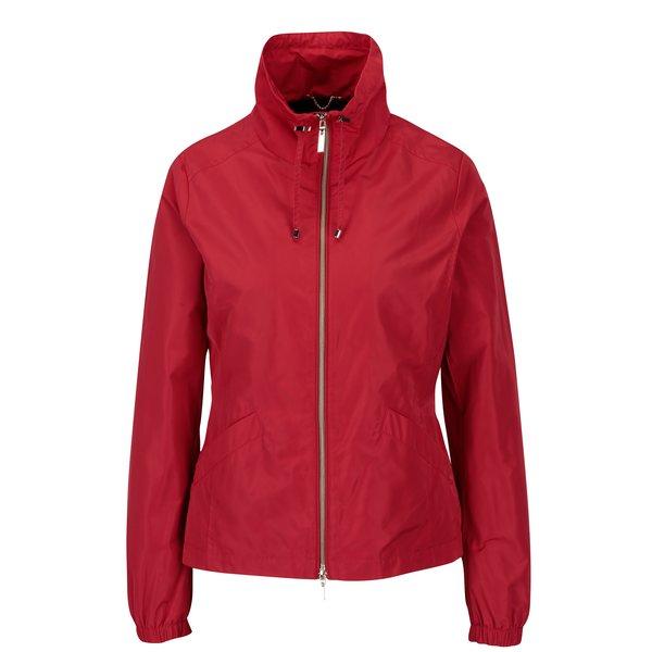 Jacheta lejera rosie pentru femei Geox