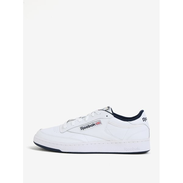 Pantofi sport unisex din piele Reebok Club C 85