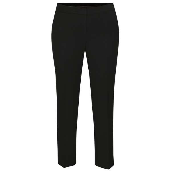 Pantaloni negri cu buzunare si talie clasica - Dorothy Perkins