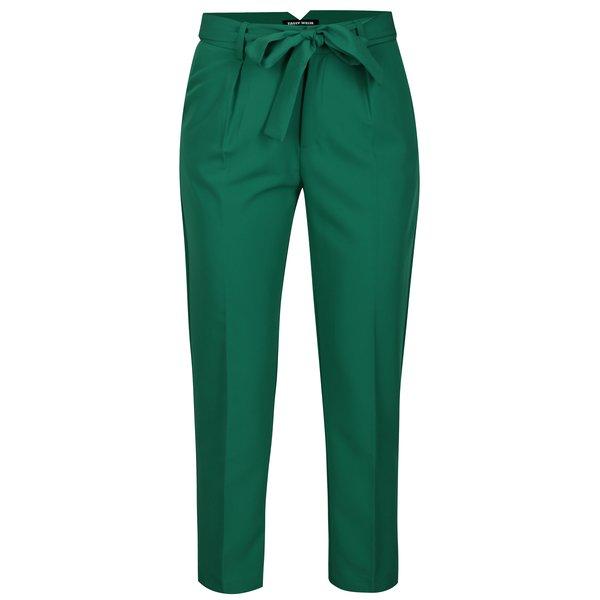Pantaloni verzi cu talie inalta TALLY WEiJL