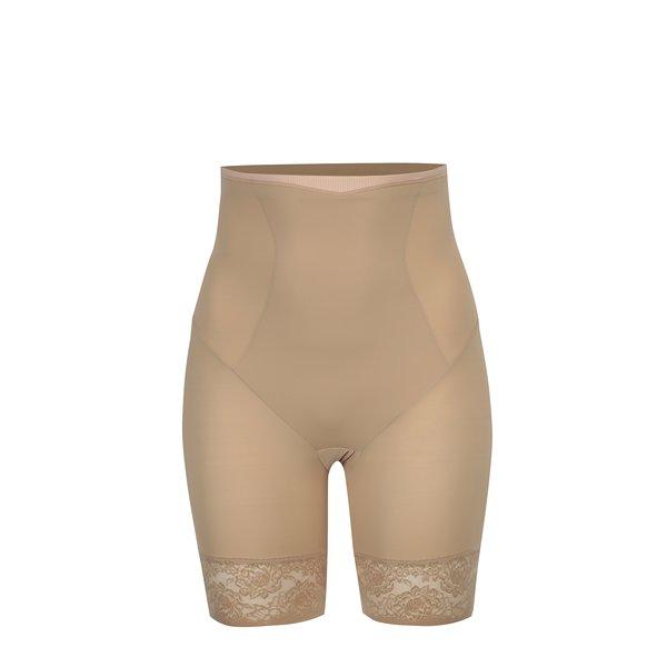 Pantaloni scurti modelatori cu talie foarte inalta Maidenform Plus size