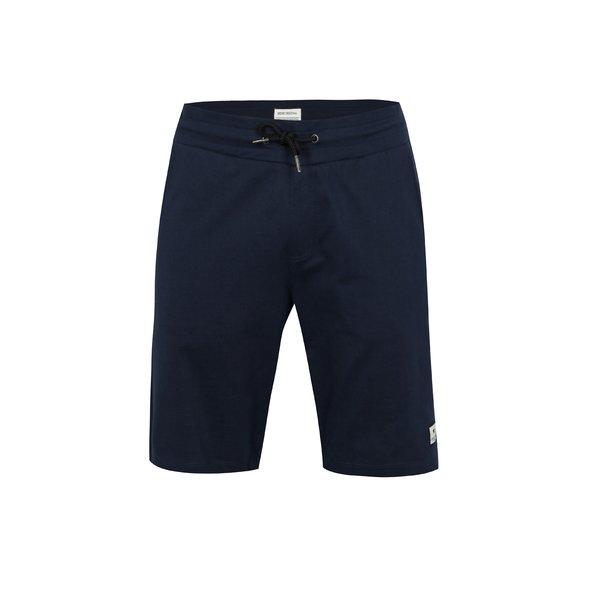 Pantaloni sport scurti bleumarin - Shine Original