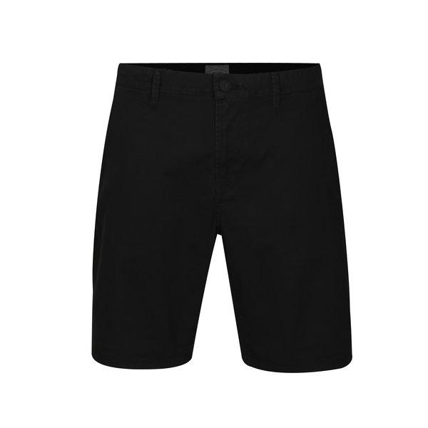Pantaloni scurti negri ONLY & SONS Holm