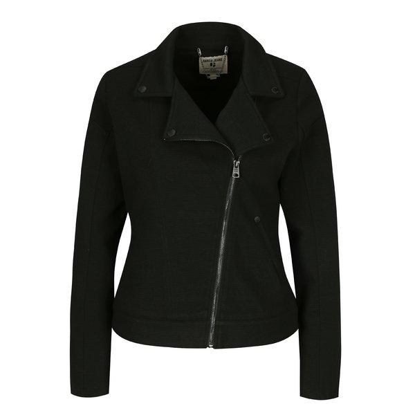 Jacheta neagra pentru femei - Garcia Jeans