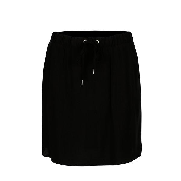 Fusta neagra cu talie elastica - VERO MODA Boca
