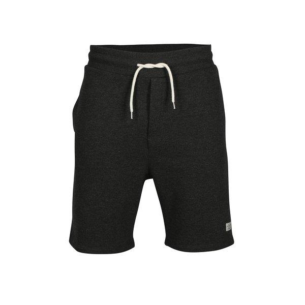 Pantaloni scurti sport gri inchis melanj - Jack & Jones Houston