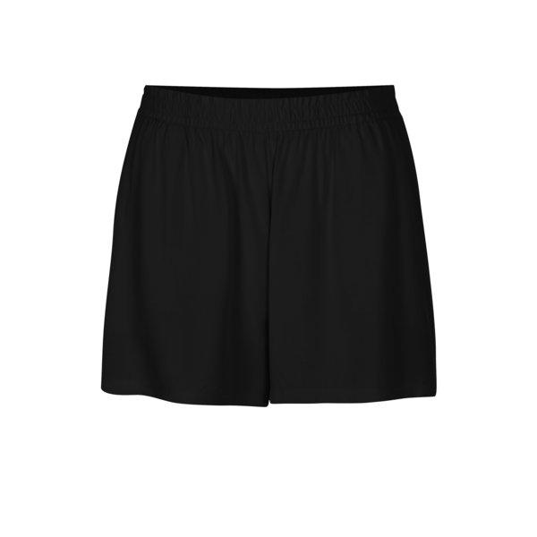 Pantaloni scurti negri cu buzunare - ONLY Nova