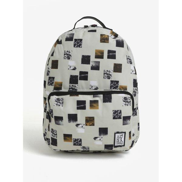 Rucsac bej cu buzunar pentru laptop - The Pack Society 18 l