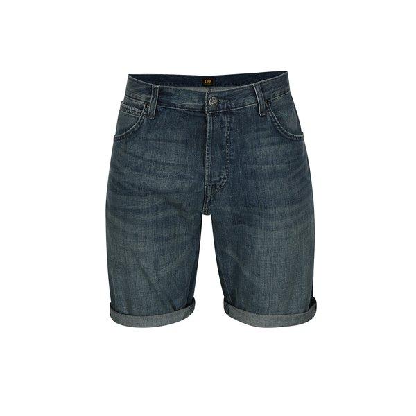 Pantaloni scurti albastri din denim - Lee