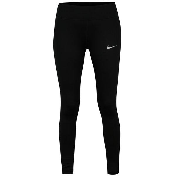 Colanti sport negri cu buzunar pentru femei Nike PWR ESSNTL TGHT