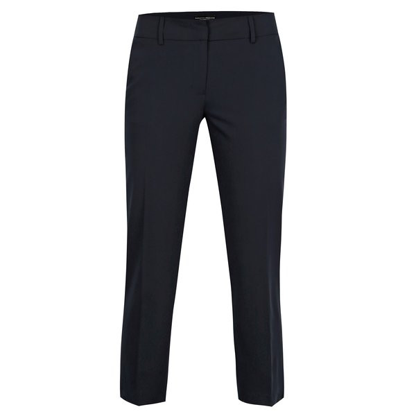 Pantaloni cropped bleumarin Dorothy Perkins