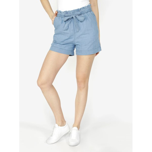 Pantaloni scurti din denim cu talie inalta - VERO MODA Samba