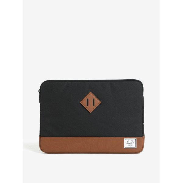 Husa negru&maro pentru laptop de 13 - Herschel Heritage