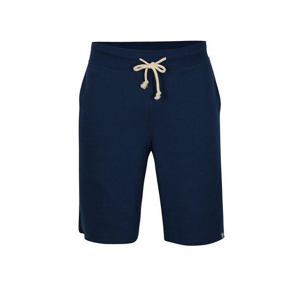 Pantaloni scurti sport albastri cu snur in talie - Jack & Jones Colour