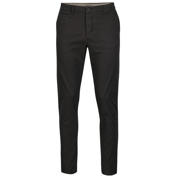 Pantaloni chino slim fit gri inchis – Jack & Jones Marco