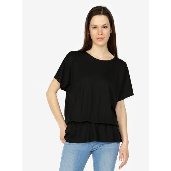 Tricou negru - VERO MODA Costa
