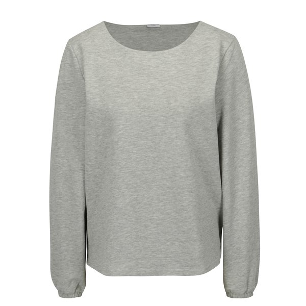 Bluza gri deschis cu dunga pe spate Jacqueline de Yong Celinda