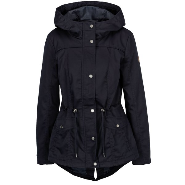 Jacheta parka bleumarin cu gluga – ONLY New Kate