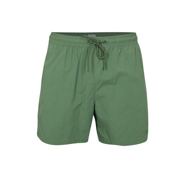 Pantaloni scurti de baie verzi pentru barbati - Calvin Klein