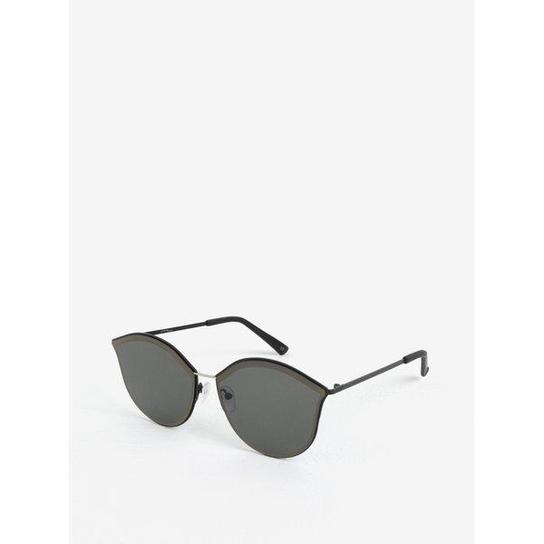 Ochelari de soare negri pentru femei - Jeepers Peepers