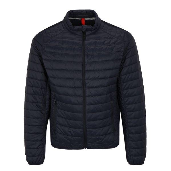 Jacheta matlasata bleumarin pentru barbati Geox