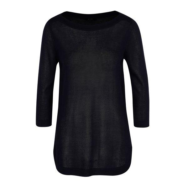Bluza bleumarin semitransparenta – Yest