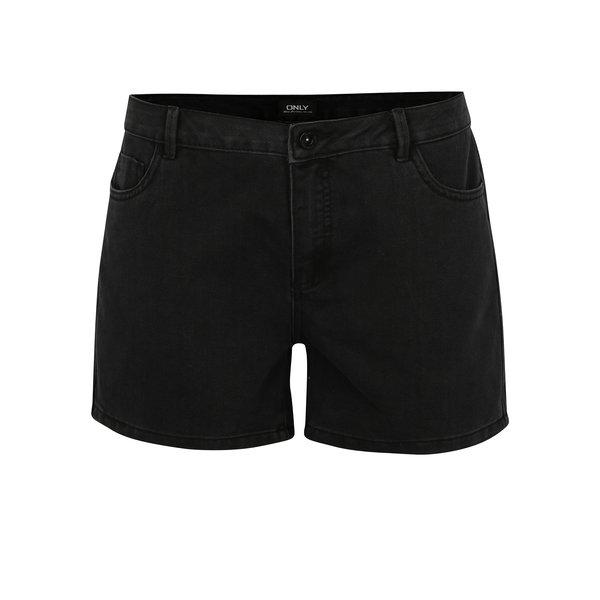 Pantaloni scurti negri din denim – ONLY Carmen