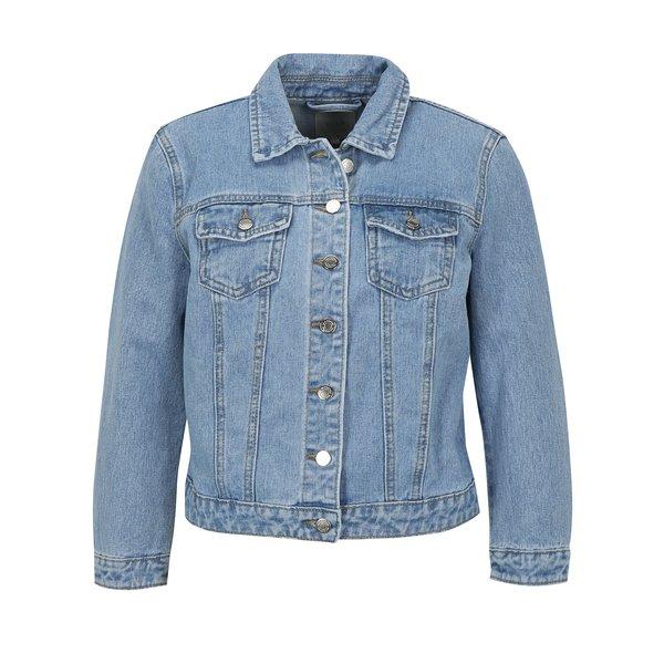 Jacheta albastru deschis din denim – VILA Jules
