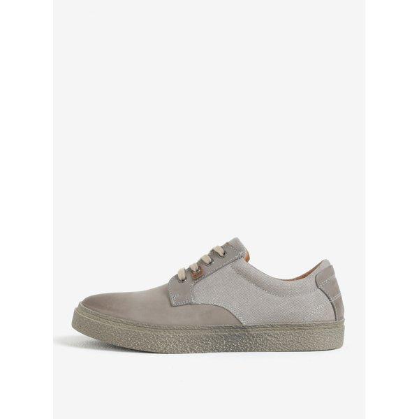 Pantofi sport gri pentru barbati Weinbrenner