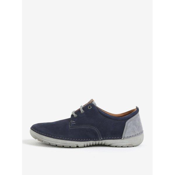 Pantofi sport bleumarin din piele pentru barbati Weinbrenner