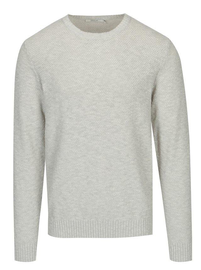 926a71c9322d Krémový sveter s textúrou Jack   Jones Rain