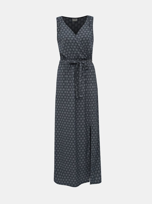 3cf5816c82 Krémovo-koralové pruhované šaty s odhalenými ramenami Jacqueline de Yong  Celest