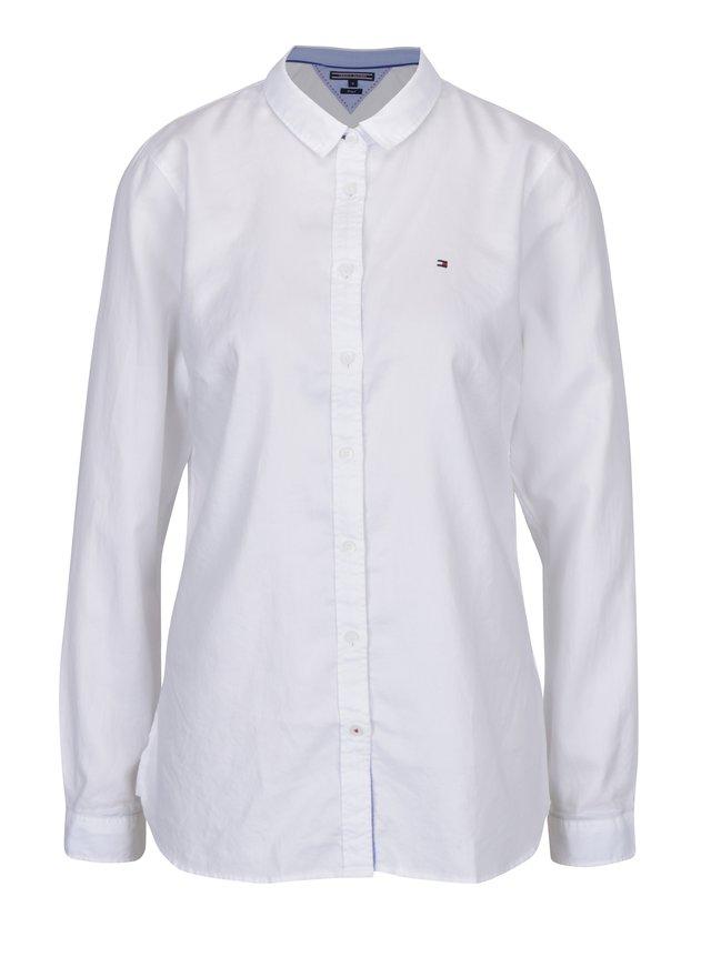 ddc24a785601 Biela dámska košeľa s.Oliver