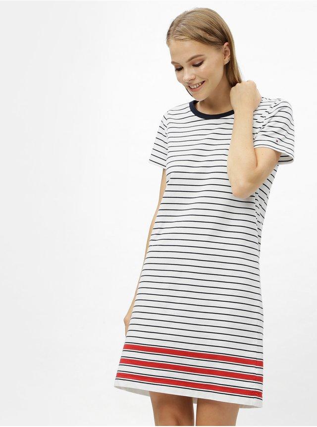 Letné a plážové šaty Tommy Hilfiger  8bd8c7de823