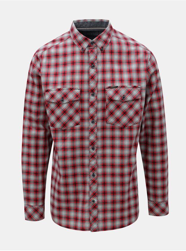 Pánské neformální košile BUSHMAN  7d9698fe93
