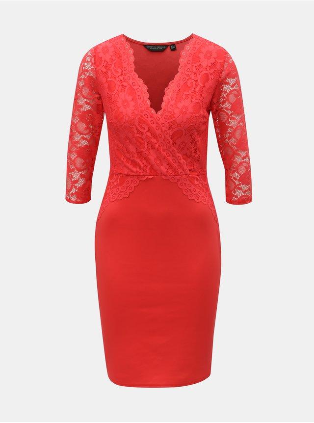 e9c9511b2d5 Červené šaty VERO MODA Heart