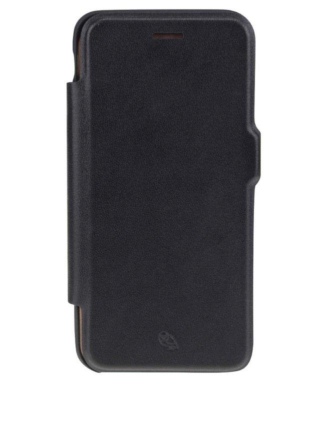 Carcasa neagra cu clapa pentru iPhone 7 Bellroy