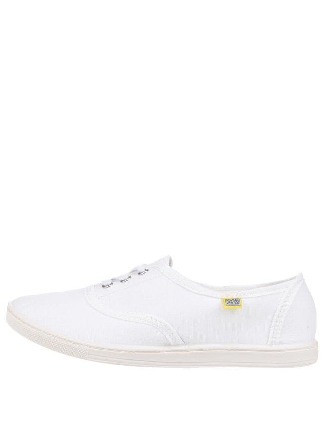 Teniși albi de damă Oldcom Oxford