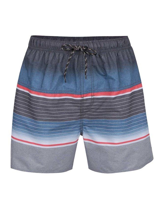 Bermude de baie albastru&gri Rip Curl pentru bărbați