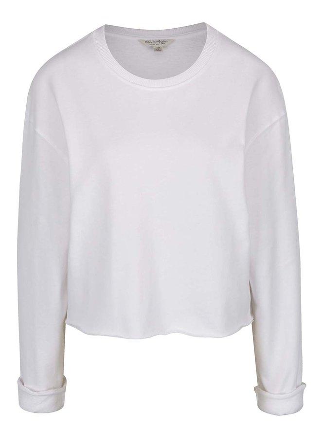 Bluză albă Miss Selfridge cu mâneci lungi
