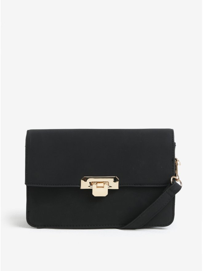 Geanta crossbody neagra Pieces Ivanka