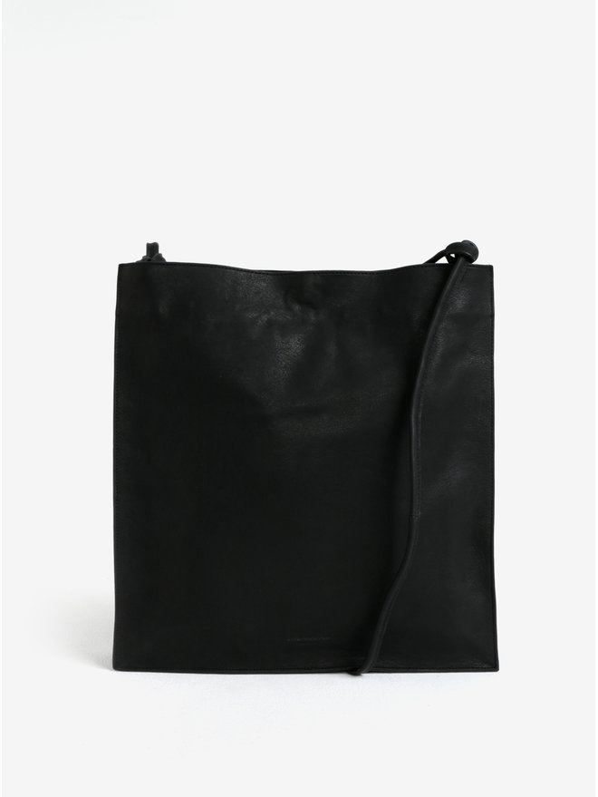 Geanta neagra din piele naturala - Vagabond Firenze