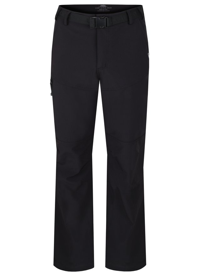 Pantaloni barbatesti negri functionali impermeabili LOAP Udon