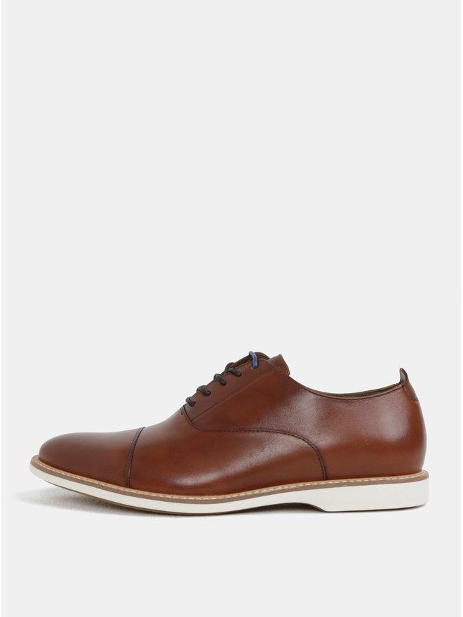 Pantofi barbatesti maro din piele ALDO Diggs