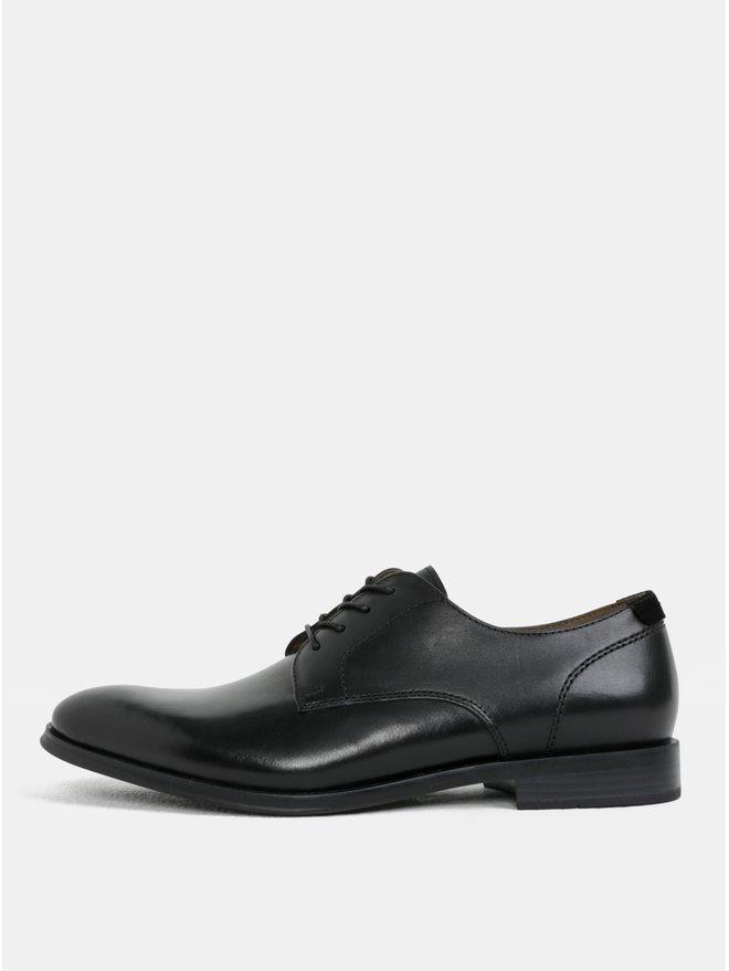 Pantofi barbatesti negri din piele ALDO Ricmann