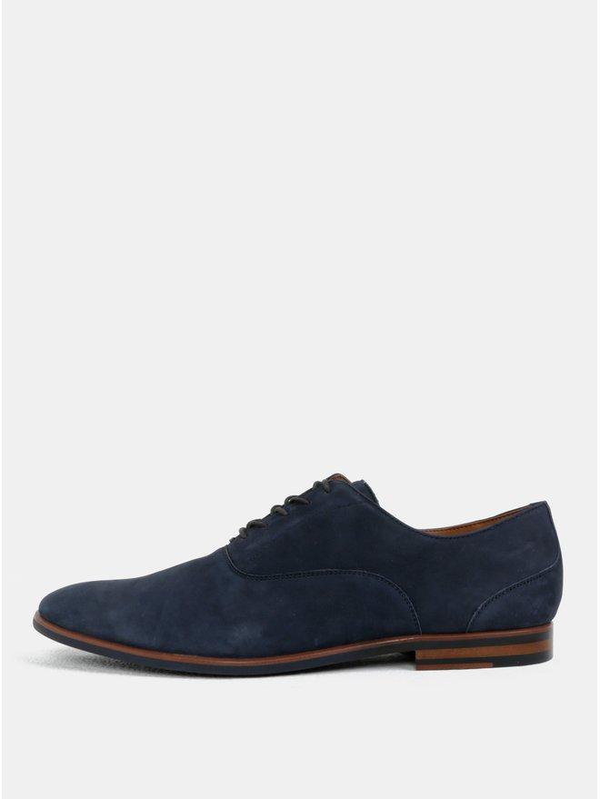 Pantofi barbatesti albatru inchis din piele intoarsa ALDO Wen-r