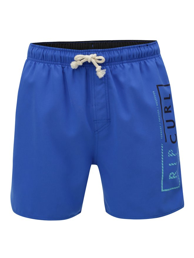 Pantaloni scurti de baie albastri Rip Curl