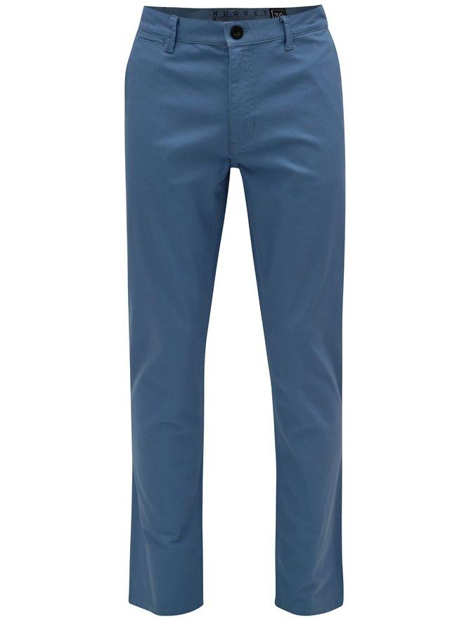 Pantaloni albastri pentru barbati - NUGGET Lenchino