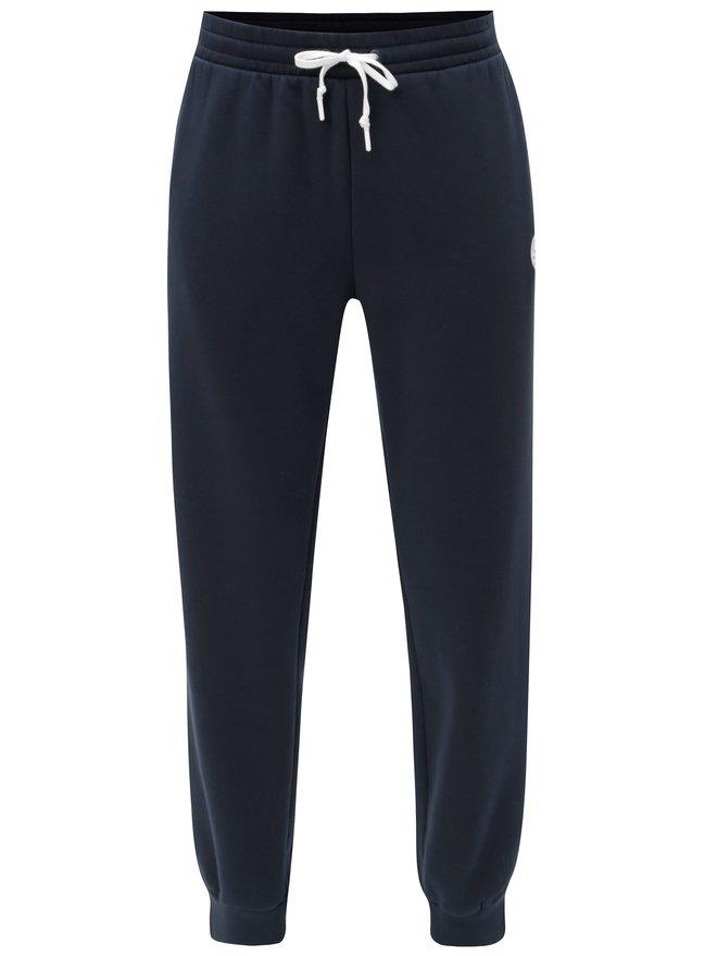 Pantaloni barbatesti sport albastru inchis cu buzunare Converse Core Jogger